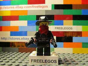 Lego-BANDIT-ROBBER-minifigure-series-6-NEW
