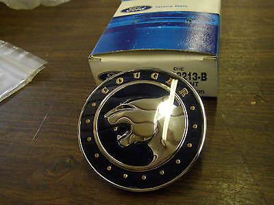 1996 Ford Mercury Cougar Grille Ornament Emblem Badge Logo