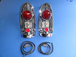 1956 Chevy Bel Air Tail Lights Wiring - Wiring Diagrams IMG on