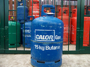 Calor Gas Newly Filledl 15Kg Butane Gas in Telford Shropshire