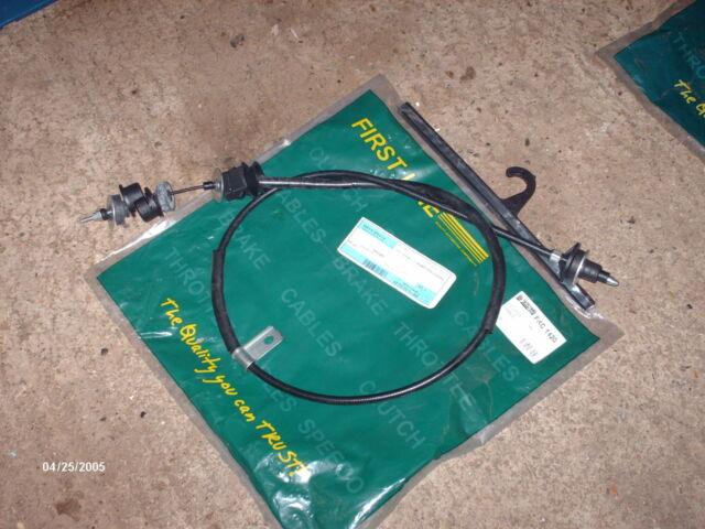 Citroen Xantia 1.6i 1.8i 1.9TD 2.0i  1993~1997 Clutch Cable  FKC1419 First Line