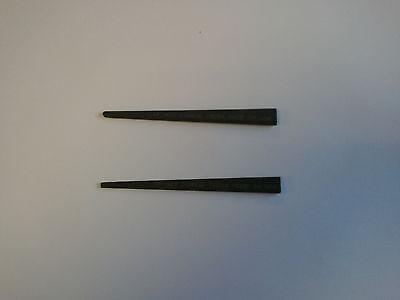 Norton61463686920 Cf-424 4x3/8x1/16 Coarse Silversmith Stones Lot Of 2