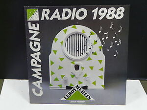 Leroy merlin disque pub plan m dia campagne radio 1988 leroy merlin pour r uss - Le roy merlin plan de campagne ...