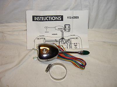 Universal Blinkerschalter, 12V,  Hot Rod , Ratrod , Custom,