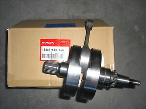 albero-motore-originale-HONDA-CRF250R-12-13-14-15-OEM-crankshaft-13000-KRN-A60