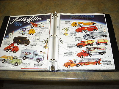 Smith Miller Trucks, M.I.C. Book Of Catalogs --- 1947-1955 --- 42 Pages !!!