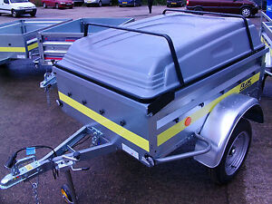 GT151 Trailer with ABS Lid 5'x3'5