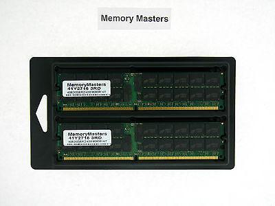 41y2715 4gb (2x2gb) Pc2-4200 Memory Ibm Eserver Xseries