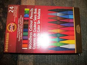 Koh-I-Noor-Progresso-24-Woodless-Colour-Pencils