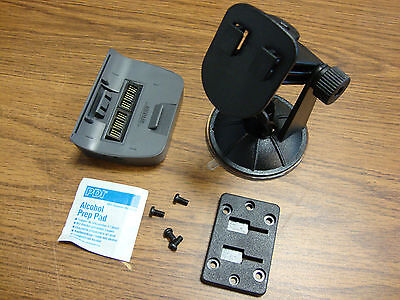 Magellan Roadmate 700, 760 Advanced Cradle 702260 & Windshield Mount 702330 -new