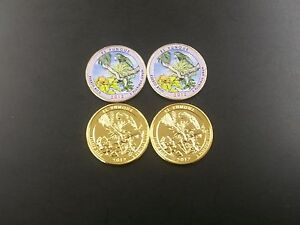 2012-EL-Yunque-National-Forest-Quarters-For-Puerto-Rico-P-and-D-Pairs
