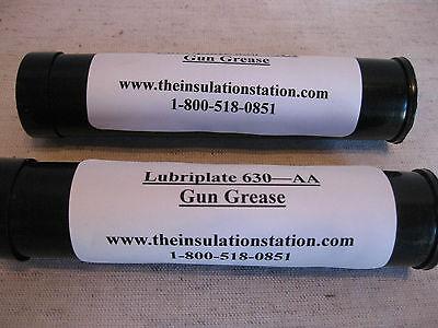 Lubriplate 630-aa 3 Ounce Cartridge For Mini Grease Gun Spray Foam Gun 3 Oz