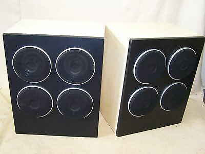 DDR Hifi Lautsprecher Kult Retro Design Boxen LK 240 Space Age