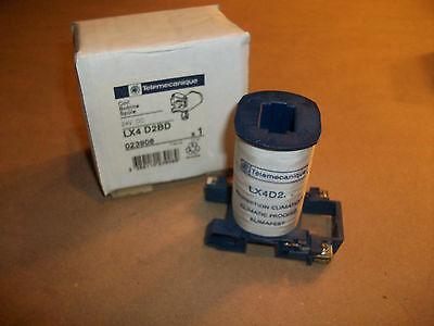 Telemecanique Contactor Coil Lx4d2bd 24 Vdc