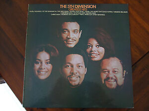Greatest-Hits-The-5th-Dimension-LP-Stereo