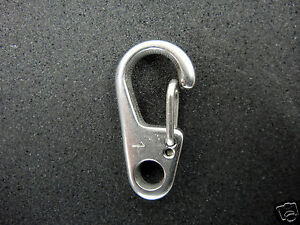 McGizmo-Stainless-Steel-Nano-Clip-20mm-tall-1-Key-Chain-EDC-Gate-ill-Gear