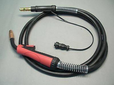 15 Htp Replacement Mig Welding Gun Torch Stinger For Lincoln Magnum 100l K530-6