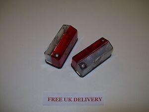 Trailer-Red-White-Side-Marker-Lights-12volt