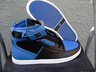 Dc Skate Shoes Adm Sport Size 10 Us In Box Royal/black