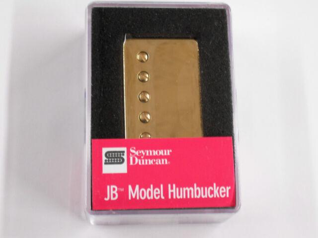 Seymour Duncan Sh-4 JB Humbucker Guitar Pickup Gold   eBay