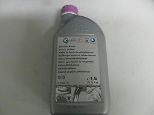 genuine skoda vw audi seat g13 coolant antifreeze. Black Bedroom Furniture Sets. Home Design Ideas