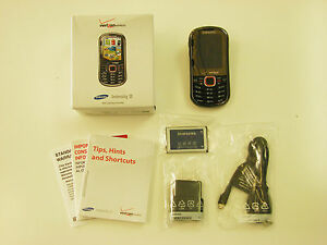 MINT-VERIZON-SAMSUNG-INTENSITY-2-U460-II-SLIDER-DEEP-GRAY-QWERTY-SMARTPHONE
