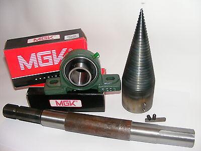 THE LOG SPLITTER KIT FOR TRACTOR PTO SCREW SPLITTER 100mm