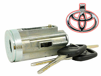 Toyota Corolla, Corolla Wagon Ignition Lock Cylinder W/2 Keys - C30118 -