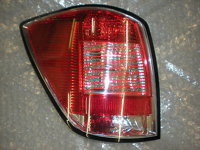 Vauxhall Astra H 07-09 Estate Van N/S Passengers Side Rear Light Lamp 93186478