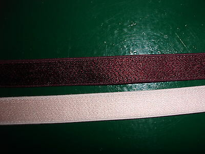 elastisches Band 0,25€/m rosa 10 Meter MB60