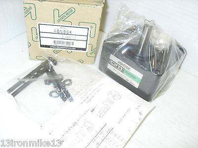 New Oriental Electric Motor 4gn90k Gear Head Gearhead 4gn90k  New In Box