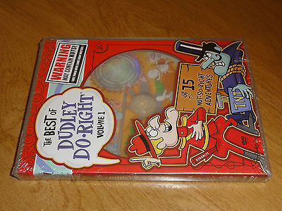 The Best Of Dudley Do-right - Vol. 1 (dvd) Brand