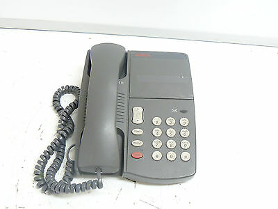 Lucent Avaya 6210 Analog Phone With Corded Handset