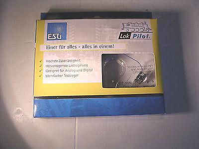 ESU 54685 LokPilot V4.0 Micro Decoder DCC 6-polig NEM 651 Dierektverbindung. online kaufen