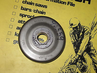 Mcculloch Chainsaw 3/8-7 Sprocket 1-70 44 S250 125 380 440 795 797 790 105