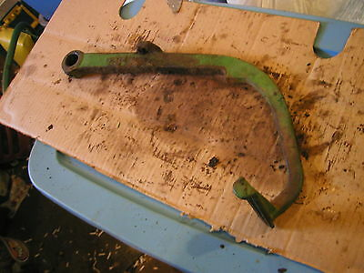 John Deere 40 Tricycle tractor original JD left brake pedal