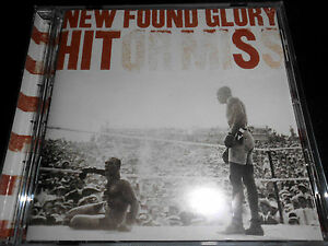 New-Found-Glory-Hit-Or-Miss-CD-Like-New-Mint