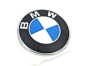 Genuine New BMW BOOT BADGE For 328i 328Xi 335i 335Xi 335is M3 Coupe Convertible