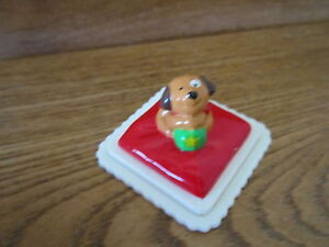 Fisher-Price-Little-People-package-Birthday-present-gift-Christmas-puppy-dog-red