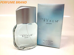 Inner Realm 3.3 / 3.4 oz 100ml Spray Eau de Cologne For Men
