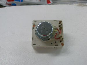 NEW HOOVER WESTINGHOUSE DRYER GENUINE TIMER PART 47576401