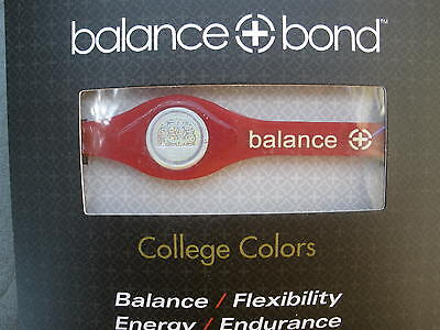 Balance + Bond Bracelet Band College Cardinal Gold University California Usc L
