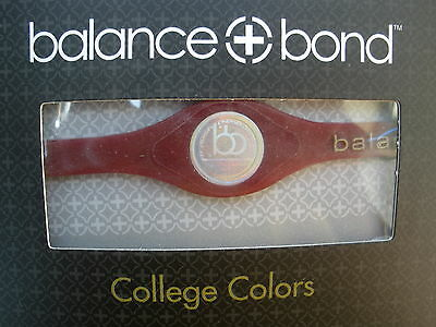 Balance + Bond Bracelet Band College Colors Garnet Gold Florida State Small
