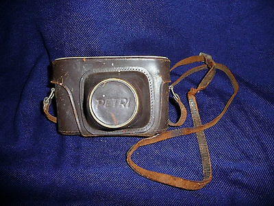 Vintage Petri 2.8 35mm Camera with Original Petri Case