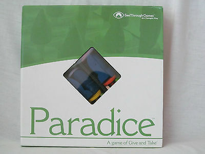 Paradice Board Game By See Through Games For Conscious Living Educational