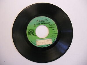 Kellee-Patterson-Be-Happy-If-IT-Dont-Fit-Dont-Force-It-45-RPM-Shady-Brook