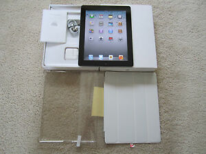 Bundle-Apple-iPad-2-16GB-Wi-Fi-9-7in-Black-New-Condition