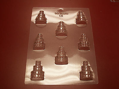 Tiered Wedding Cake Mold  Make Your Own Candy Or Chocolate Crafts At Home  Usa