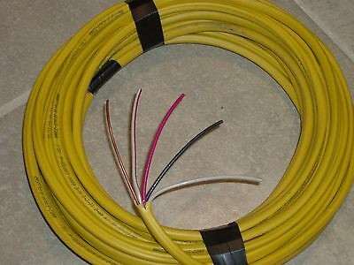 12/2/2 W/grnd Romex Indoor Electrical Wire 5' (ships Priority 2-3 Day Del)