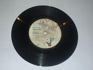 STRAY-CATS-Stray-Cat-Strut-1981-UK-Arista-2-track-7-vinyl-single